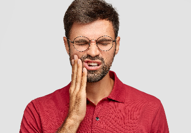 Wisdom Teeth pains are not always the growing pains, sometimes they get impacted (tilted) which can